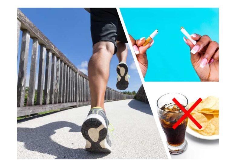 生活習慣病予防の行動変容